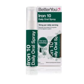 Iron 10 Oral Spray